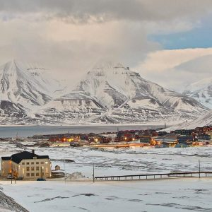 Spitzbergen Winter