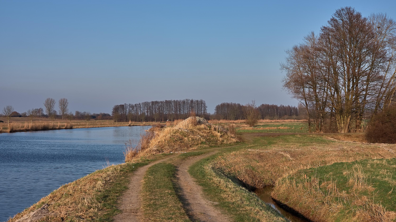 Am Elbe-Lübeck-Kanal bei Behlendorf